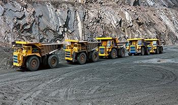 Transfert est vérificateur de l'initiative vers le développement minier durable