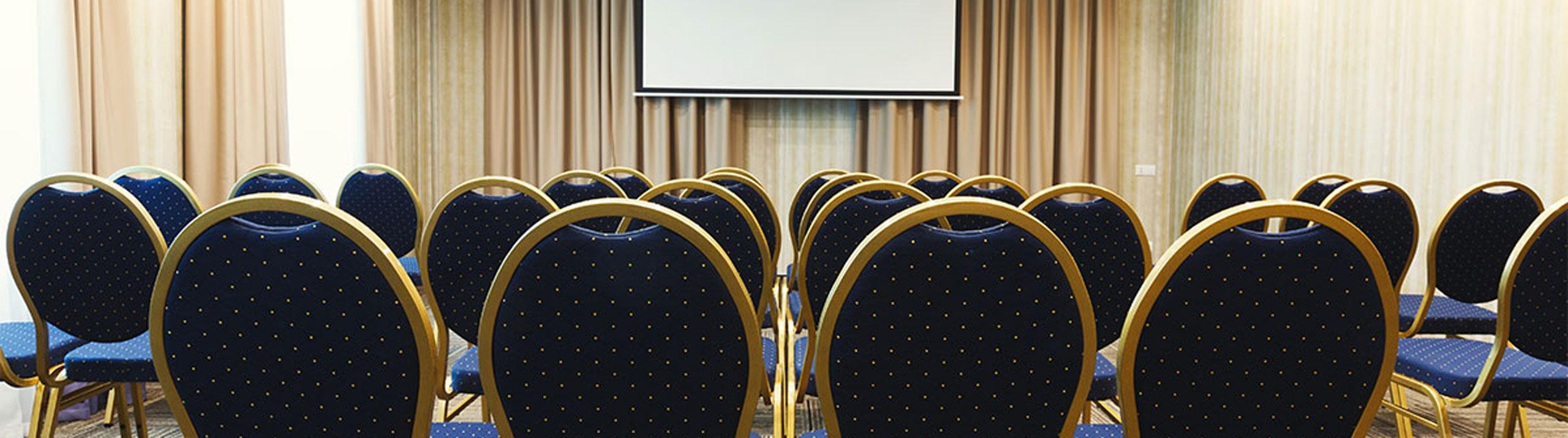 Salle de conférence vide