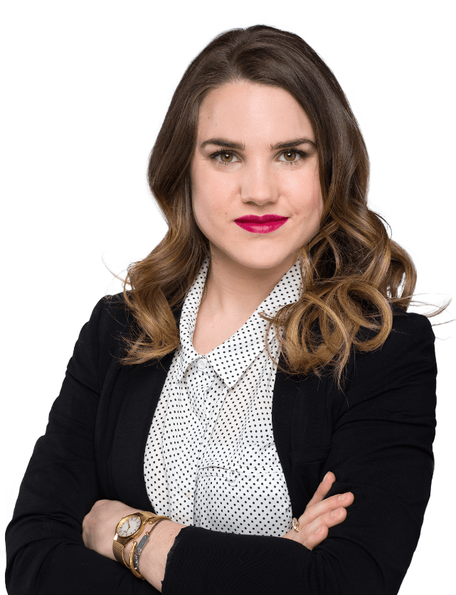 Jessica Prescott, directrice des communications