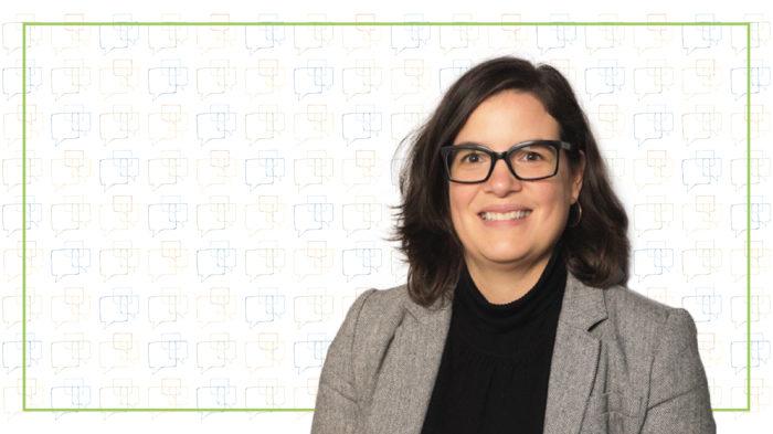 Nadia Pelletier, conseillère en ressources humaines