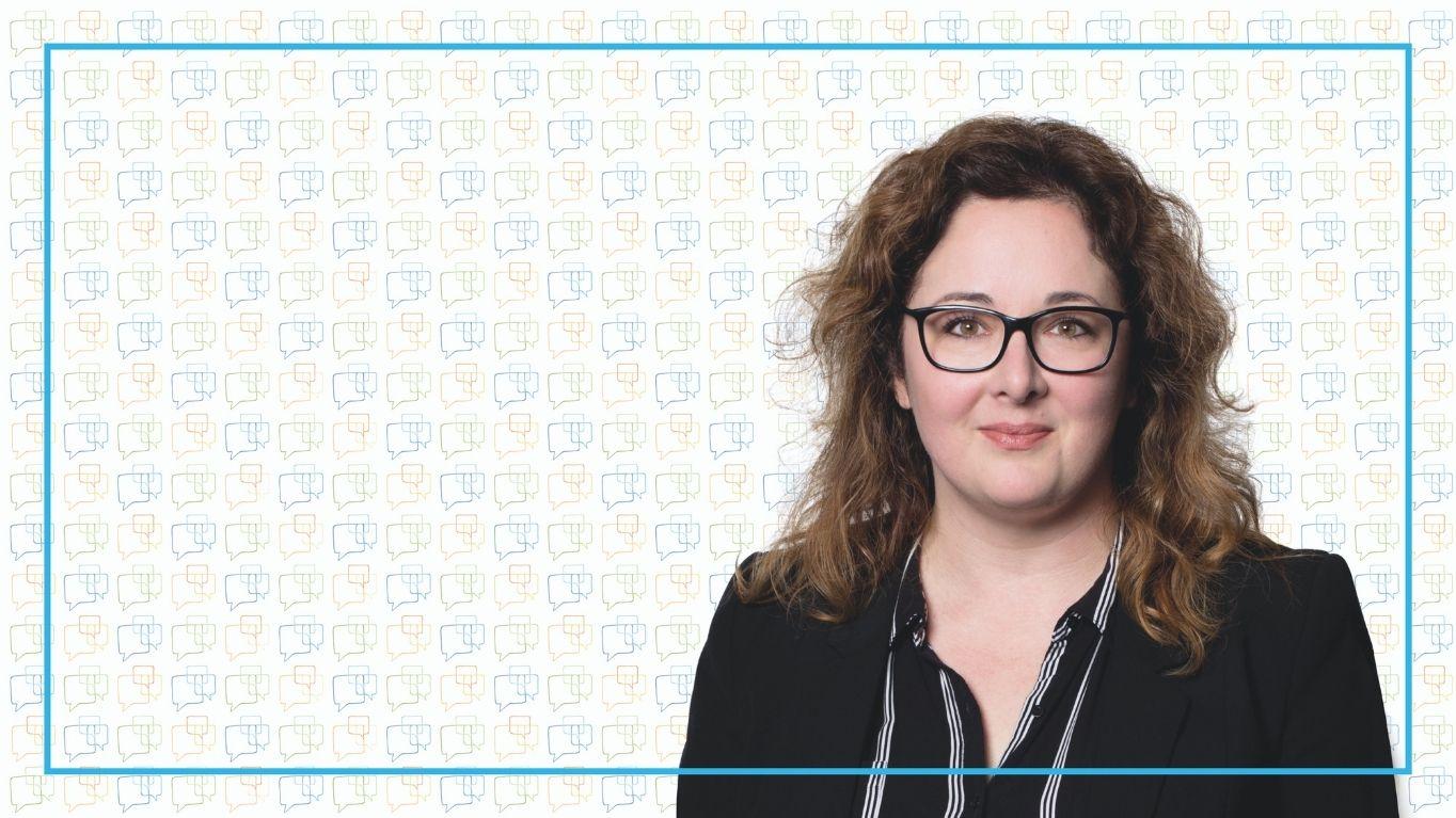 Anik Pouliot, directrice de projets